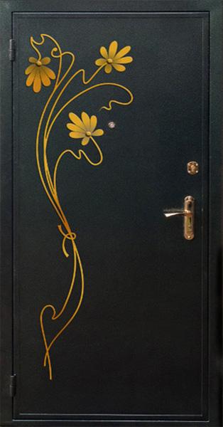 узоры для входных дверей