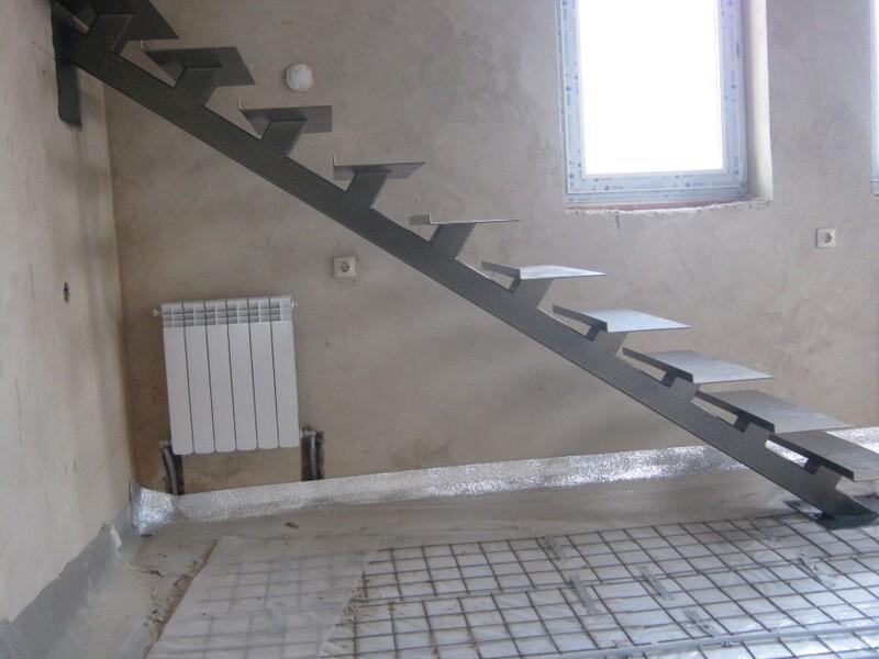 Как сделать лестницу «гусиный шаг» фото, видео и отзывы 978